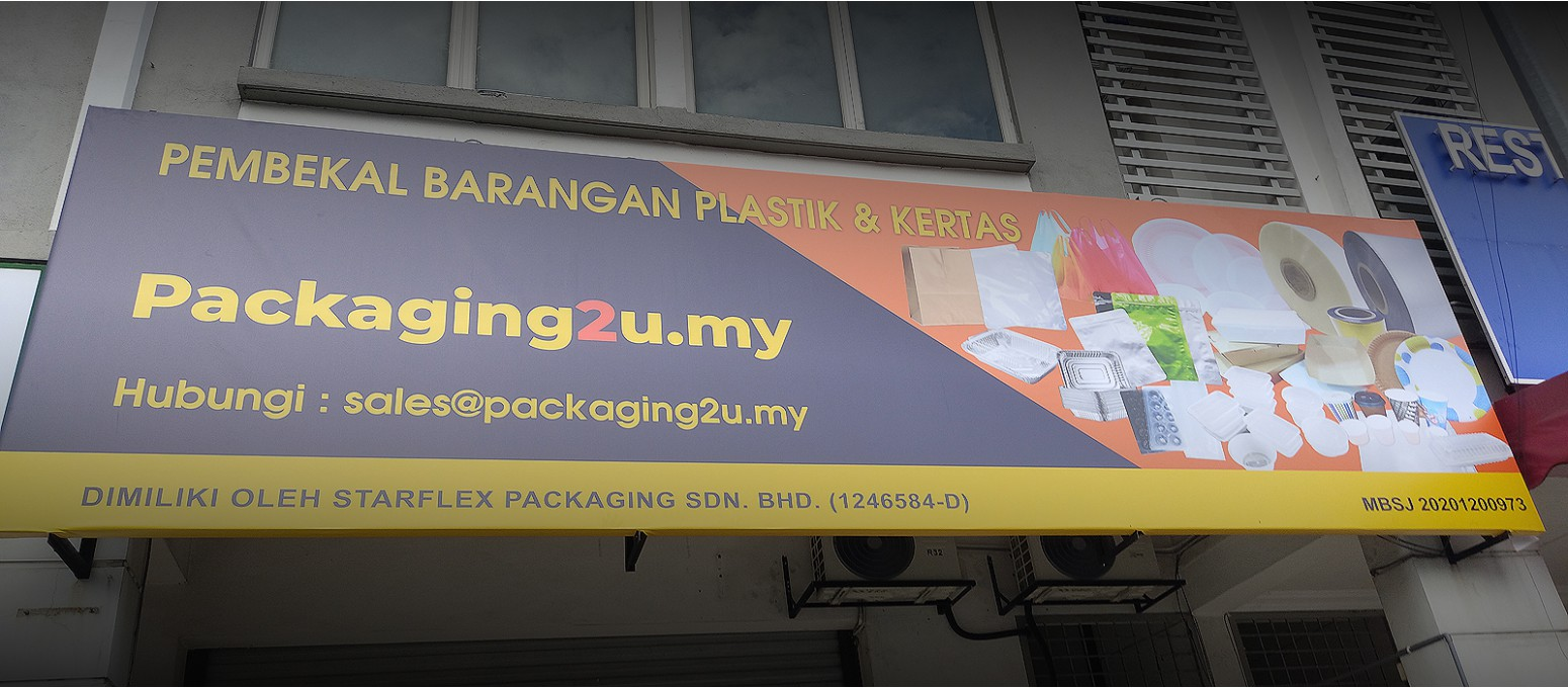 packaging2u puchong outlet