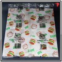 Burger Paper (Printed)